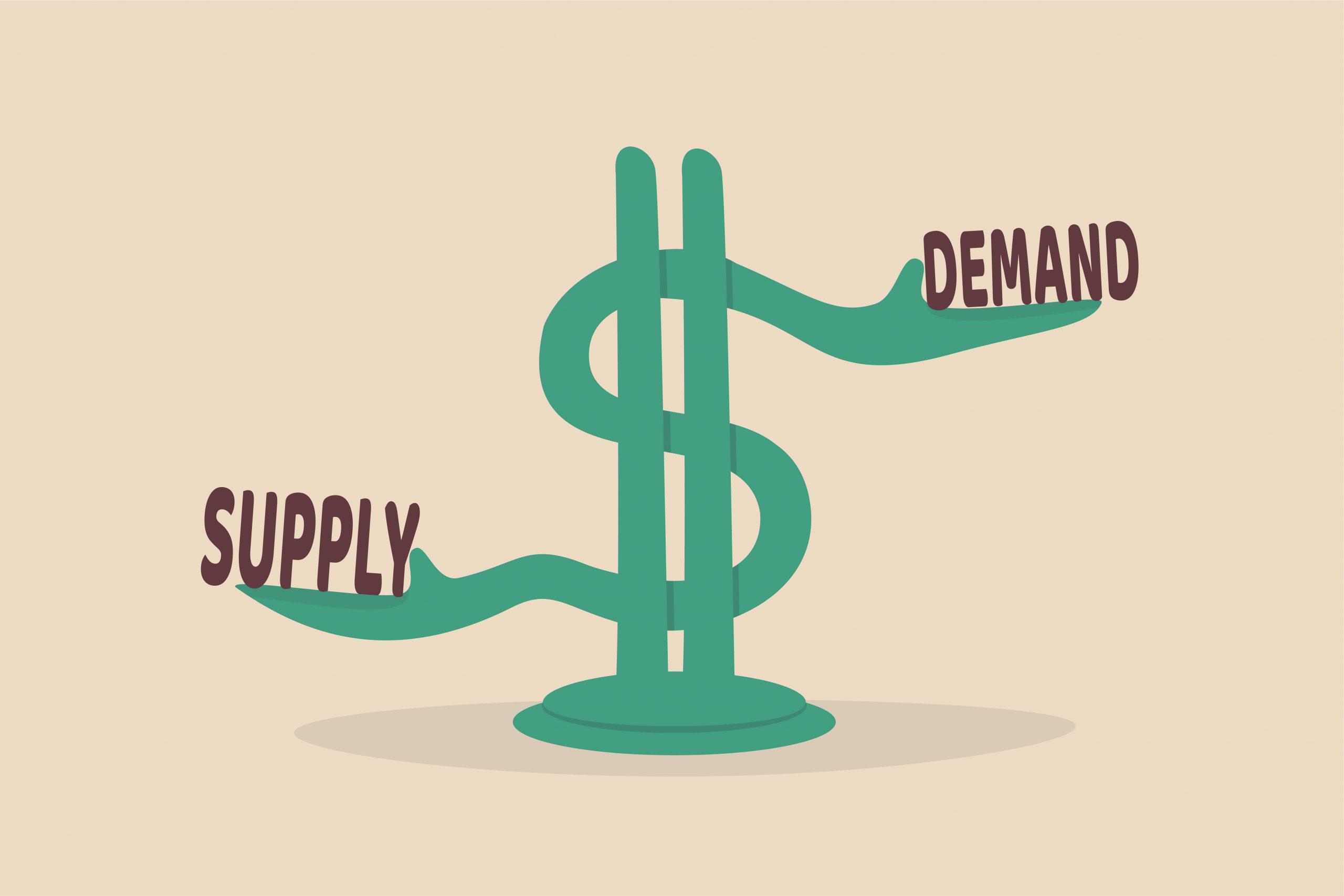 Giao dịch theo supply demand là gì?