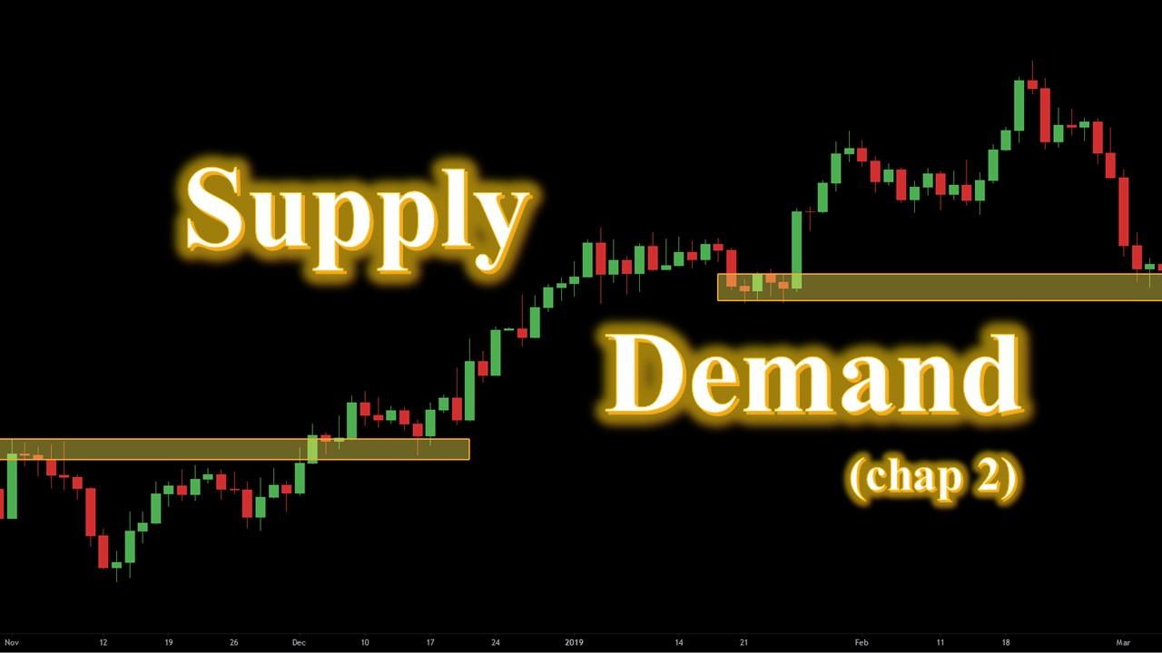 Vùng Cơ Sở Và Cách Vẽ Vùng Supply Demand Chính Xác Phần 2